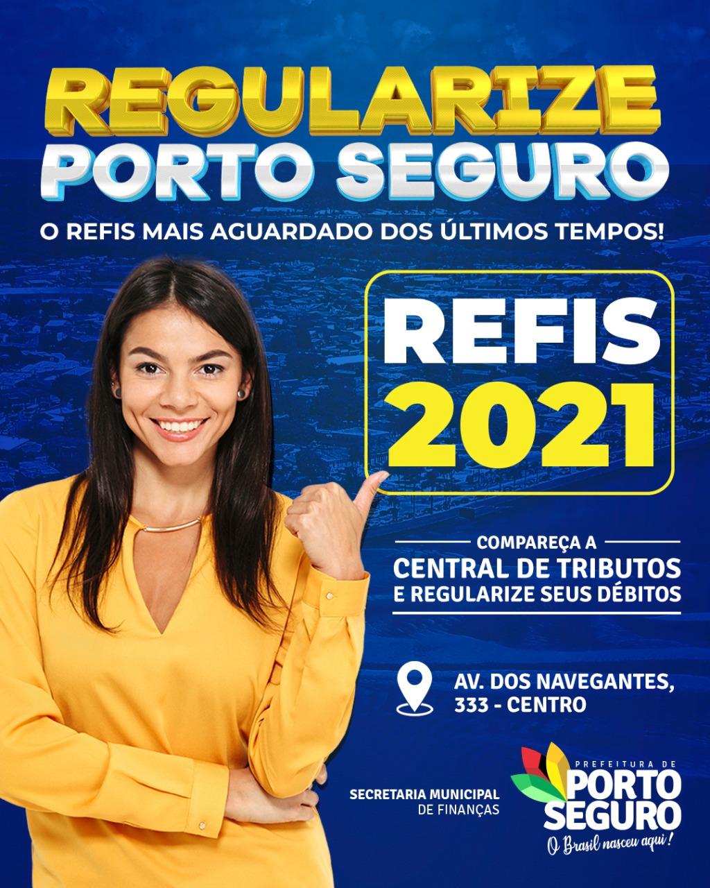 REGULARIZE PORTO SEGURO: maior programa de recuperação fiscal da história 18