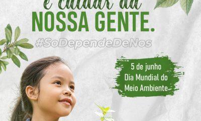 Prefeitura de Eunápolis comemora o dia Mundial do Meio Ambiente com conquistas e realizações 21
