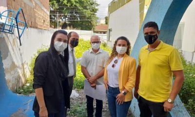 Prefeita faz visita técnica a UPA do Rosa Neto 47