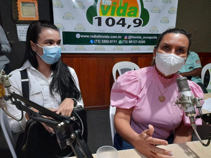 Eunápolis adere ao consórcio Regional de saúde, confirmou a Prefeita Cordelia Torres 25
