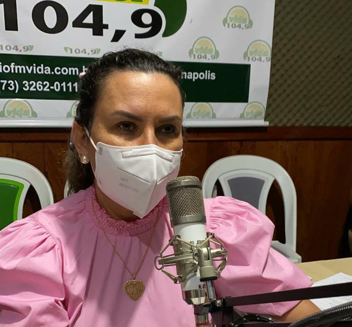 Eunápolis adere ao consórcio Regional de saúde, confirmou a Prefeita Cordelia Torres 24