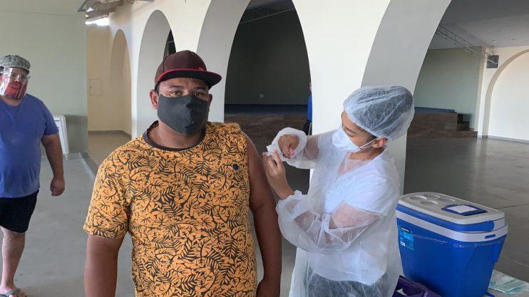 Prefeitura de Eunápolis já aplicou mais de 30 mil doses da vacina contra o Coronavírus 26
