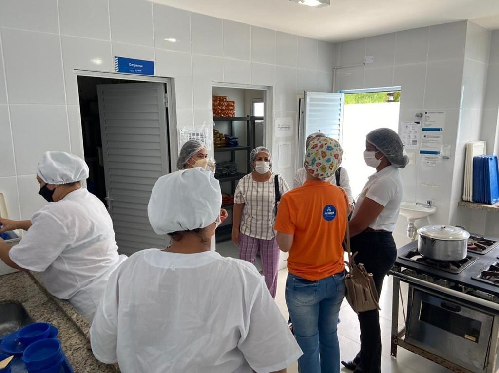 Porto Seguro avalia sistemas de ensino para possível volta às aulas 25