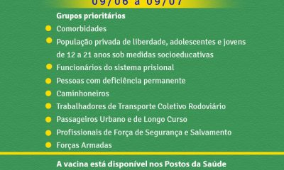 """Porto Seguro: Vacinação contra a influenza 2021. """"Eu Vou! Vem vacinar você também."""" 34"""