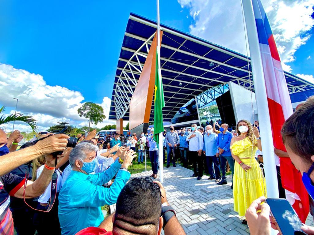 Policlínica Regional foi inaugurada em Eunápolis 20