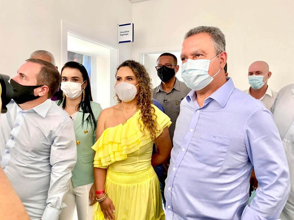 Policlínica Regional foi inaugurada em Eunápolis 22