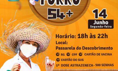 Vacina com Forró (54 anos ou +) em Porto Seguro 29