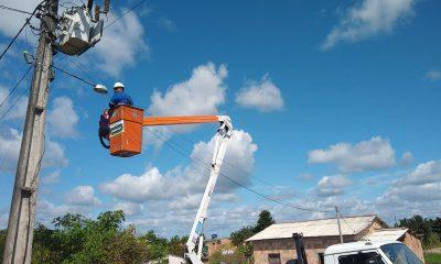 Zona rural de Eunápolis recebe manutenção em iluminação pública 42