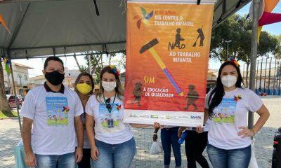 Prefeitura de Eunápolis faz campanha contra o trabalho infantil 120