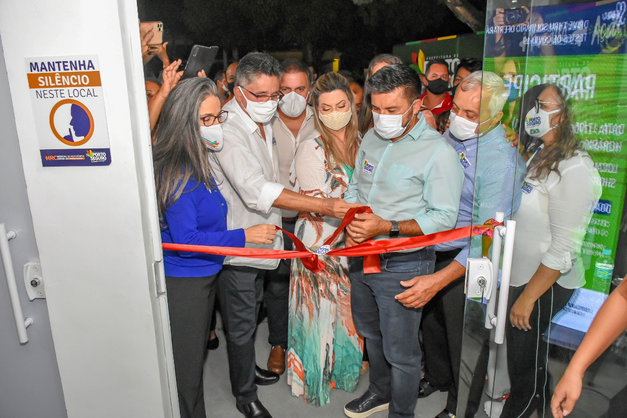 Inauguração do Hospital de Referência COVID-19 23