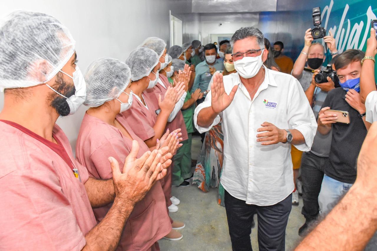 Inauguração do Hospital de Referência COVID-19 25