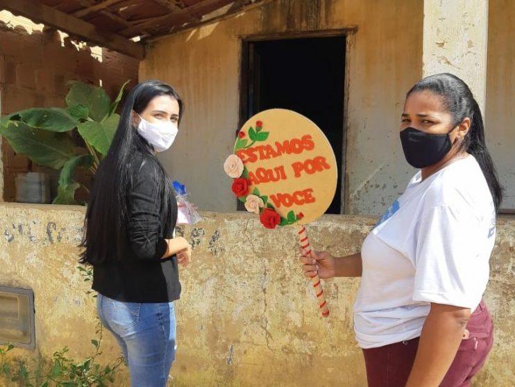 Equipe do CRAS III faz visitas domiciliares a idosos 24