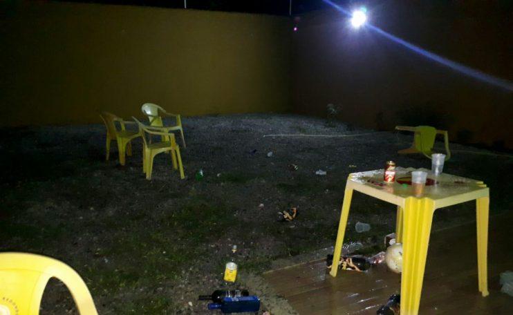 Vigilância Sanitária teve final de semana intenso em Eunápolis 27