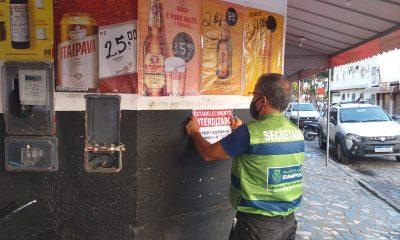 Vigilância Sanitária teve final de semana intenso em Eunápolis 3