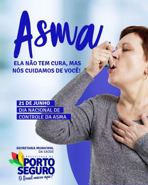 Nesta segunda-feira 21 de junho, é o Dia Nacional de Controle da Asma, doença inflamatória crônica das vias aéreas. 18