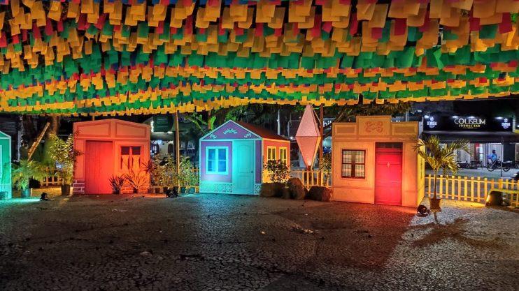 Prefeitura de Eunápolis revive as tradições juninas e valoriza músicos em Vila do Forró 25