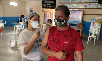 Após um dia de requalificação, vacinação volta a ser realizada 28