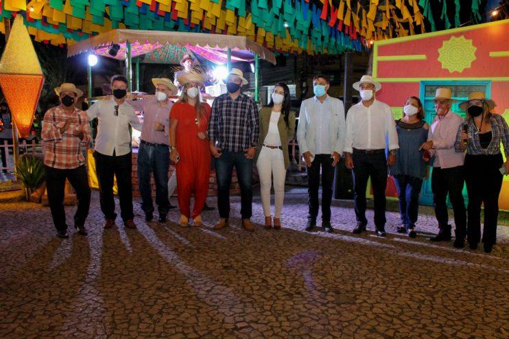 Prefeitura de Eunápolis inaugura a Vila do Forró, dando início aos festejos juninos 27