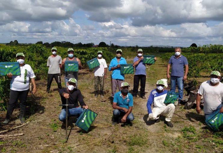 Em parceria, Secretaria de Agricultura promove curso para capacitar pequenos agricultores 24