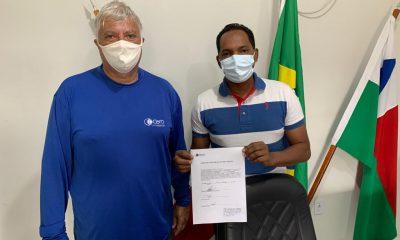 Prefeito de Itagimirim assina cessão para perfuração de poços artesianos no município 23