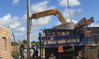 Prefeitura garante iluminação pública e abastecimento de água para bairro da Colônia 23