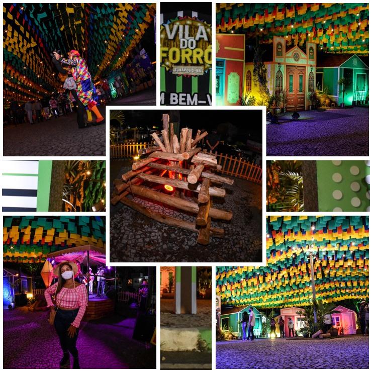 Prefeitura de Eunápolis inaugura a Vila do Forró, dando início aos festejos juninos 30