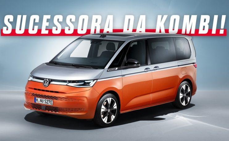Sucessora da Volkswagen Kombi tem pintura saia-e-blusa, câmbio no painel e motor do Golf GTI 30
