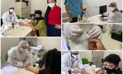 Prefeitura de Porto Seguro realiza mais de 2.000 testes de detecção da COVID-19 durante a semana 33