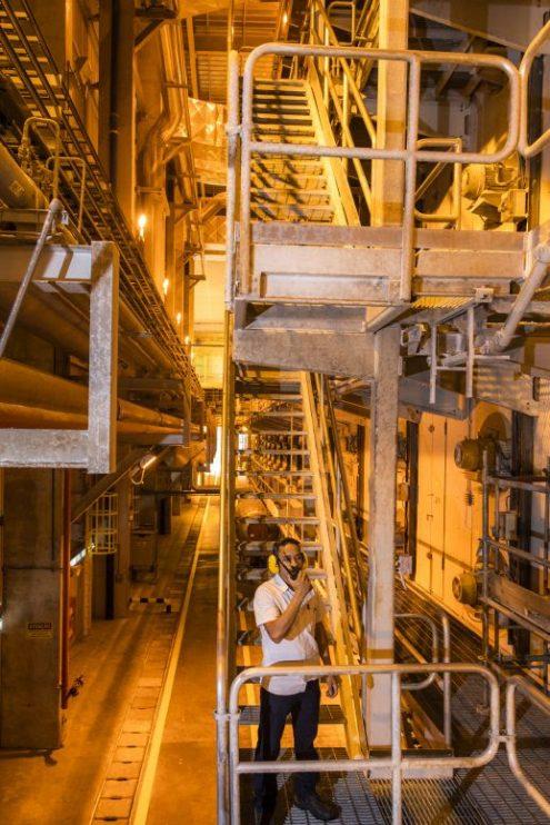Veracel realiza parada programada com 40% de mão de obra local 23