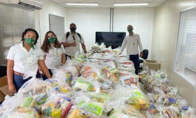 Veracel faz doação de mais de 3 mil cestas básicas a famílias do sul da Bahia 22