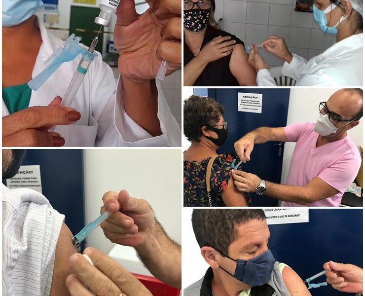 Mutirão de vacinação em Eunápolis aplica quase 3 mil doses em um só dia 20