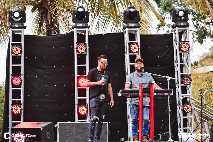 Diversas atrações animaram a Live da 24ª Festa do Freigasparense Ausente 40