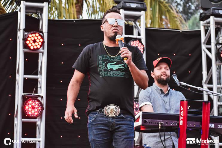 Diversas atrações animaram a Live da 24ª Festa do Freigasparense Ausente 50