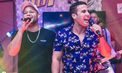 Dupla André Lima e Rafael contagia público na Hot 8