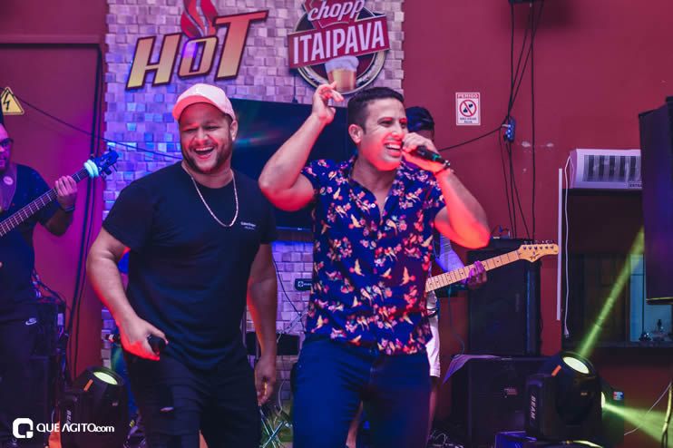 Dupla André Lima e Rafael contagia público na Hot 44
