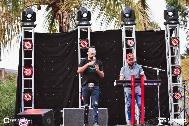 Diversas atrações animaram a Live da 24ª Festa do Freigasparense Ausente 54