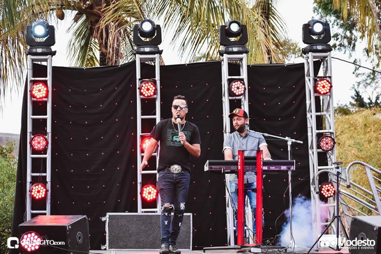 Diversas atrações animaram a Live da 24ª Festa do Freigasparense Ausente 56