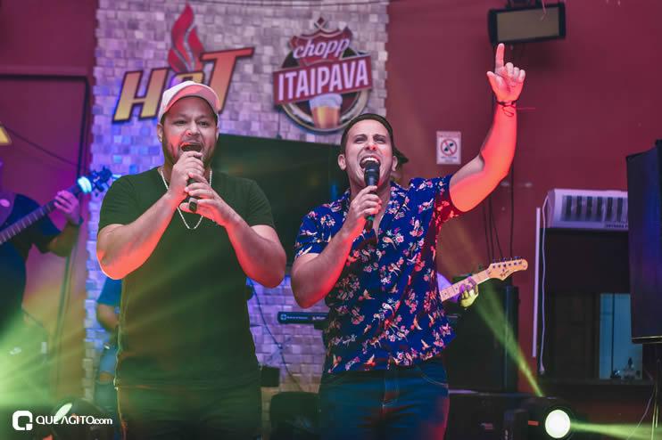 Dupla André Lima e Rafael contagia público na Hot 41