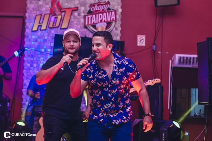 Dupla André Lima e Rafael contagia público na Hot 46