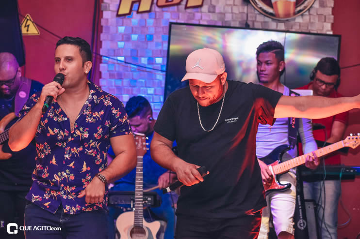Dupla André Lima e Rafael contagia público na Hot 62
