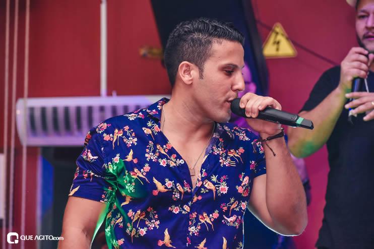 Dupla André Lima e Rafael contagia público na Hot 61