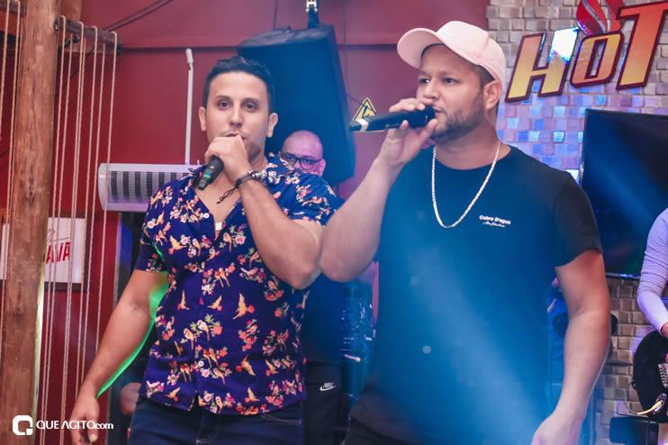 Dupla André Lima e Rafael contagia público na Hot 63