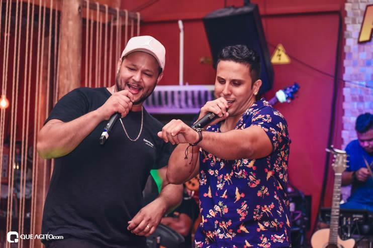 Dupla André Lima e Rafael contagia público na Hot 70