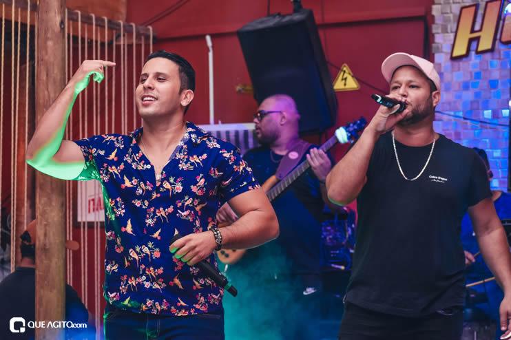 Dupla André Lima e Rafael contagia público na Hot 67