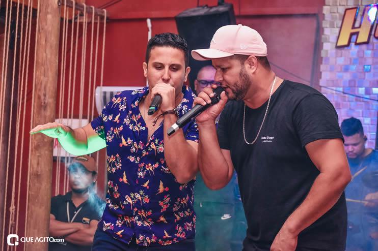 Dupla André Lima e Rafael contagia público na Hot 68