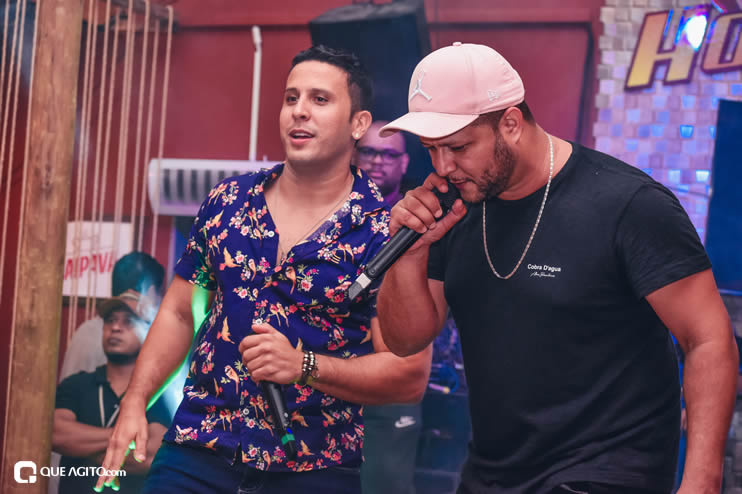 Dupla André Lima e Rafael contagia público na Hot 69