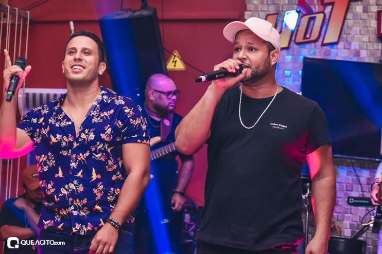 Dupla André Lima e Rafael contagia público na Hot 72