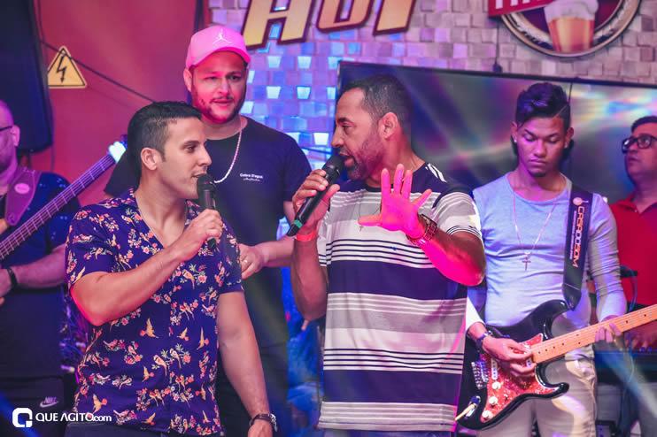 Dupla André Lima e Rafael contagia público na Hot 76
