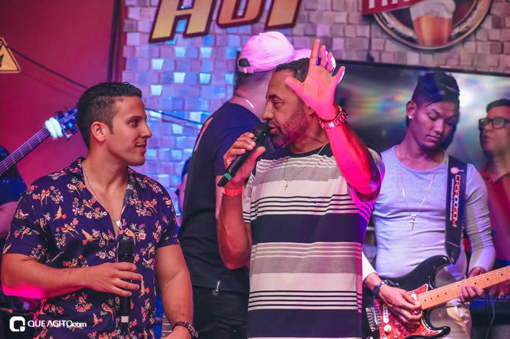 Dupla André Lima e Rafael contagia público na Hot 77