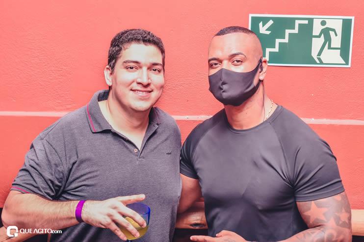 Dupla André Lima e Rafael contagia público na Hot 84